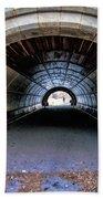Brooklyn Prospect Park Tunnel Beach Towel