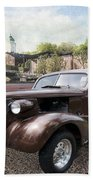 Brown Classic Collector Beach Towel