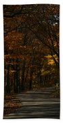 Brown County State Park Beach Towel