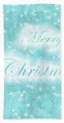 Christmas Card 7 Beach Towel