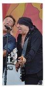Bruce Springsteen 9 Beach Towel