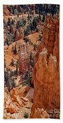 Bryce Canyon 02 Beach Towel