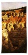 Bryce Canyon 3 Beach Towel