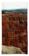 Bryce Canyon In The Afternoon Beach Towel