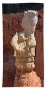 Bryce Canyon Rock Formation Beach Towel