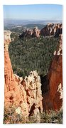 Bryce Canyon - Thors Hammer Beach Towel