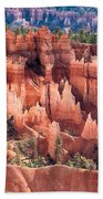 Bryce Canyon Utah Views 508 Beach Towel