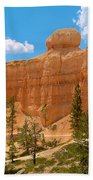 Bryce Canyon Walls Beach Towel