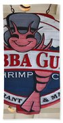 Bubba Gump Shrimp Co. Beach Towel