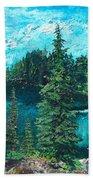 Buck Lake Beach Sheet