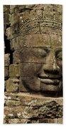 Buddha #2 Beach Towel