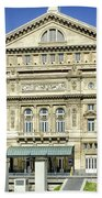 Buenos Aires Opera House - Argentina -  Beach Towel