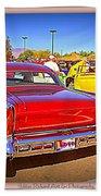 Buick Classic Beach Sheet