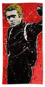 Bullitt IIi Beach Towel by Chris Mackie