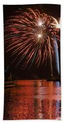 Burst Of Paradise Beach Towel by Bill Pevlor