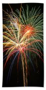 Bursting In Air Beach Towel