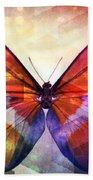 Butterfly 14-1 Beach Towel