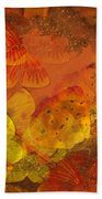 Butterfly Abstract 2 Beach Towel