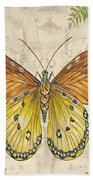 Butterfly Daydreams-c Beach Towel