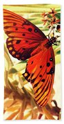 Butterfly II Beach Towel