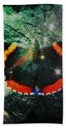 Butterfly Magick Beach Towel