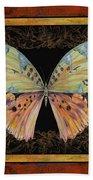 Butterfly Treasure-sofia Beach Towel