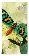 Butterfly Visions-a Beach Towel