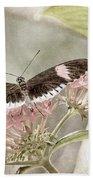 Butterfly Whisper Beach Towel