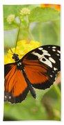 Butterfly Wings Beach Towel