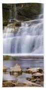 Buttermilk Falls Beach Towel