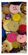 Buttons 670 Beach Towel