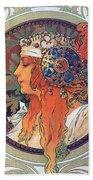 Byzantine Head The Blonde Beach Sheet