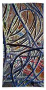 Cable Jungle Beach Towel