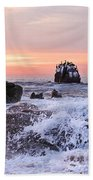 Cabo Sunrise Beach Towel