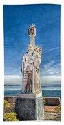 Cabrillo National Monument - Point Loma California Beach Towel