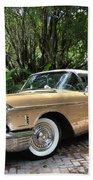Cadillac  Beach Sheet