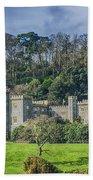 Caerhays Castle Beach Towel