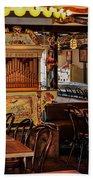 Cafe Chez Eugene - Montmartre Beach Towel