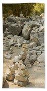 Cairn Patch Beach Towel