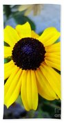 Calendula Beach Towel