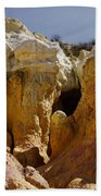 Calhan Paint Mines 1 Beach Towel