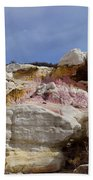 Calhan Paint Mines 2 Beach Towel