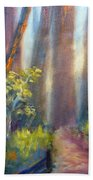California Redwoods Beach Towel