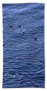 California's Prayer Beach Towel