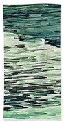 Calm Shores Beach Towel