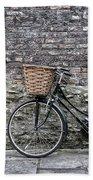 Cambridge Bike 3 Beach Towel