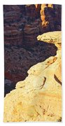 Camel Rock Beach Towel