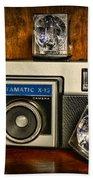 Camera - Kodak Instamatic Beach Towel