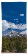 Canadian Rockies 13008 Beach Towel