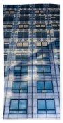 Canary Wharf Tower Beach Towel